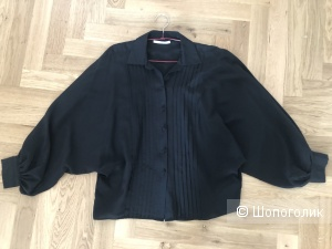 Шелковая блуза Uterque. Размер S.
