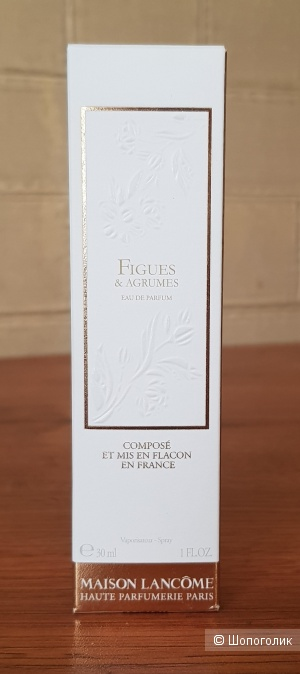 LANCOME Figues & Agrumes, 30 мл