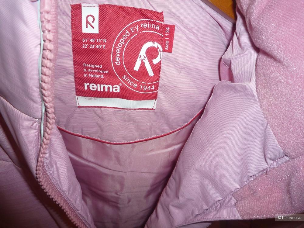 Куртка зимняя REIMA 134 см