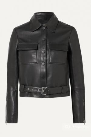 Кожаная куртка Maje размер 42