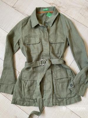 Куртка - жакет United colors of Benetton, размер 42-44