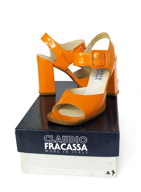 Босоножки Claudio Fracassa 37 IT (36/36,5 рус)