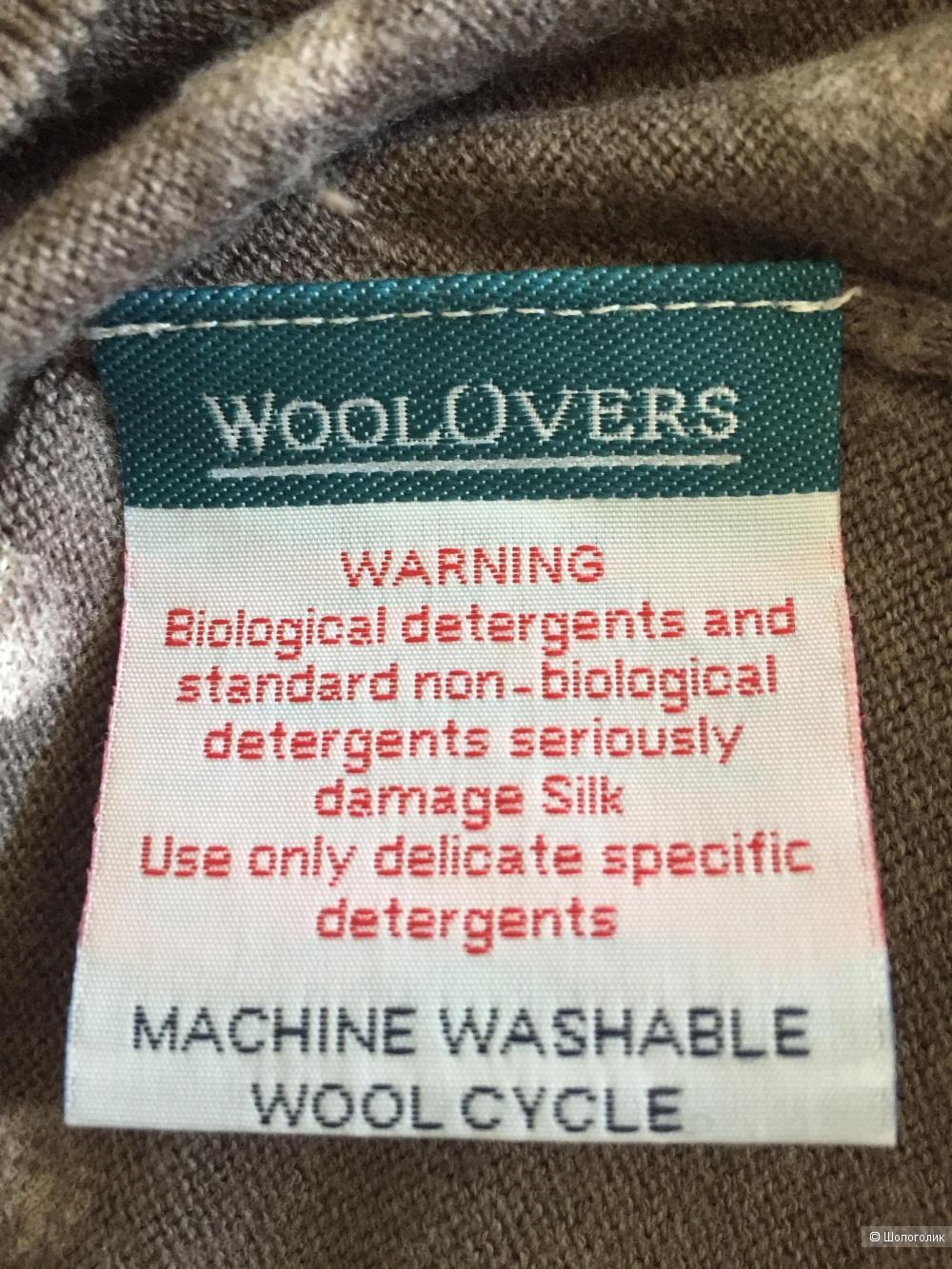 Джемпер Woolovers 44-46 размер