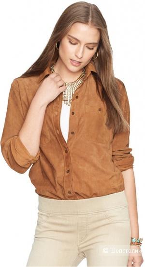 Рубашка Rebecca Sheldon.Размер 50-52.