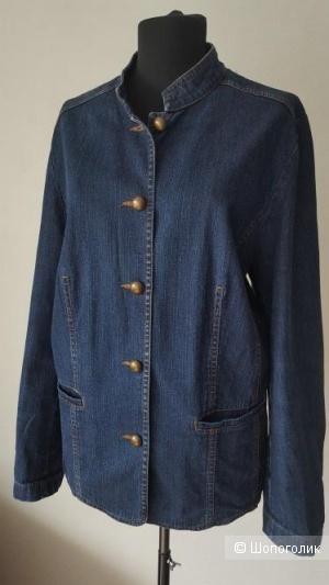 Жакет- курточка Fair Lady, размер 50