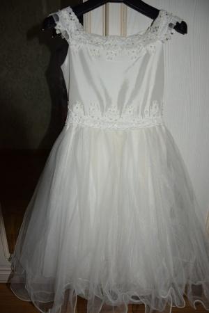 Платье на девочку no name р.122-134 на 7-9 лет