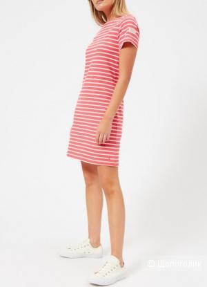Платье-тельняшка joules, размер l