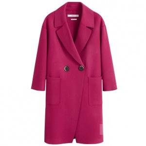Пальто оверсайз mango, размер XS/S/M