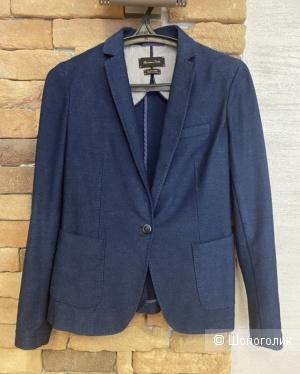 Пиджак Massimo Dutti размер 40eur