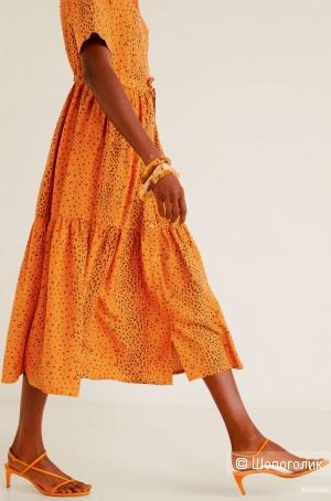Платье- рубашка mango, размер S