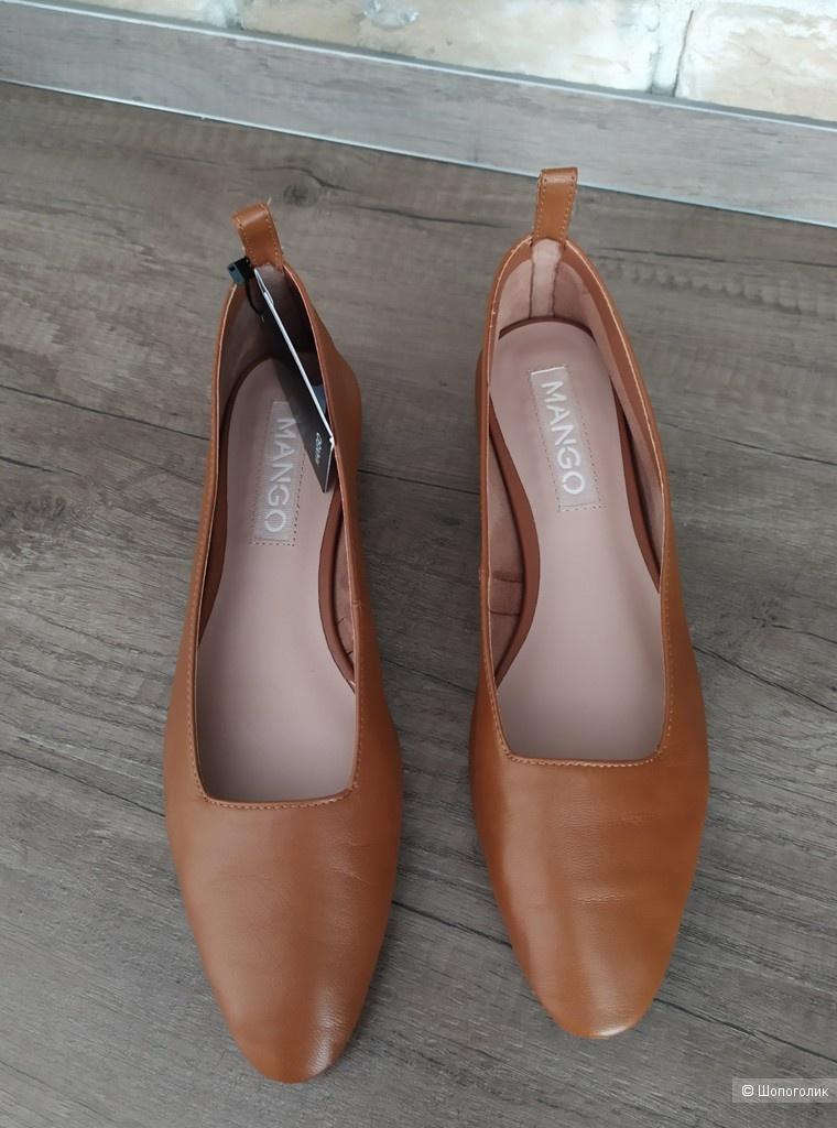Туфли Mango, р-р 38