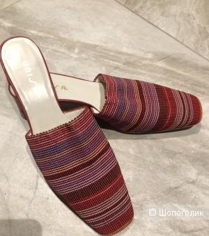 Мюли бренда Unisa размер 38 ( на российский 37)