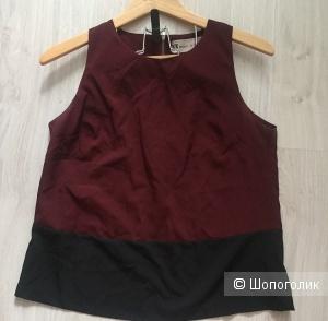 Топ-блуза, размер s-m