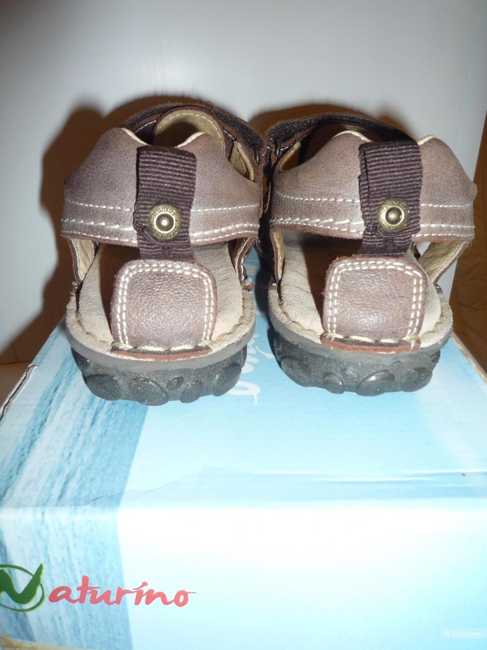 Туфли/сандалии Naturino 32 размер