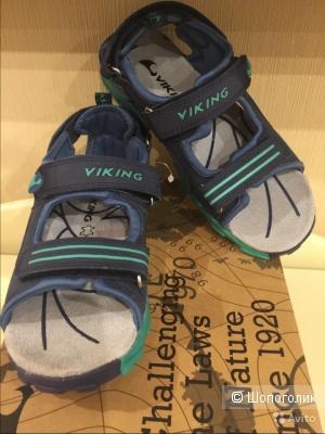 Сандали /туфли летние VIKING 34 размер