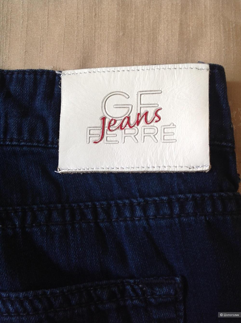 Джинсы GF Ferre, размер 33, на 48-50-52