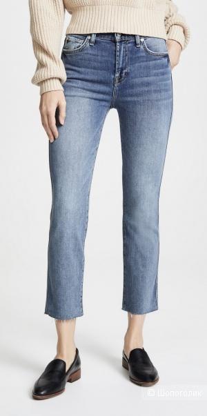 Джинсы 7 For All Mankind, размер джинсовый 32