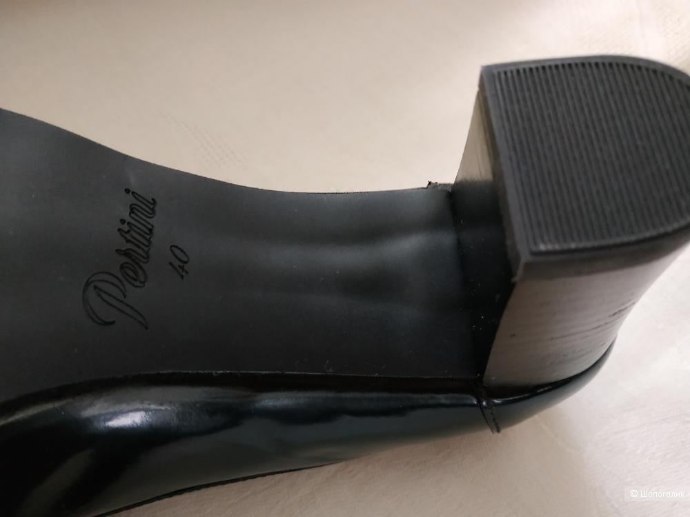 Туфли- лоферы Pertini размер 40