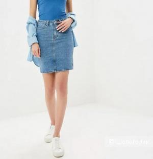 Юбка джинсовая Sela размер 44