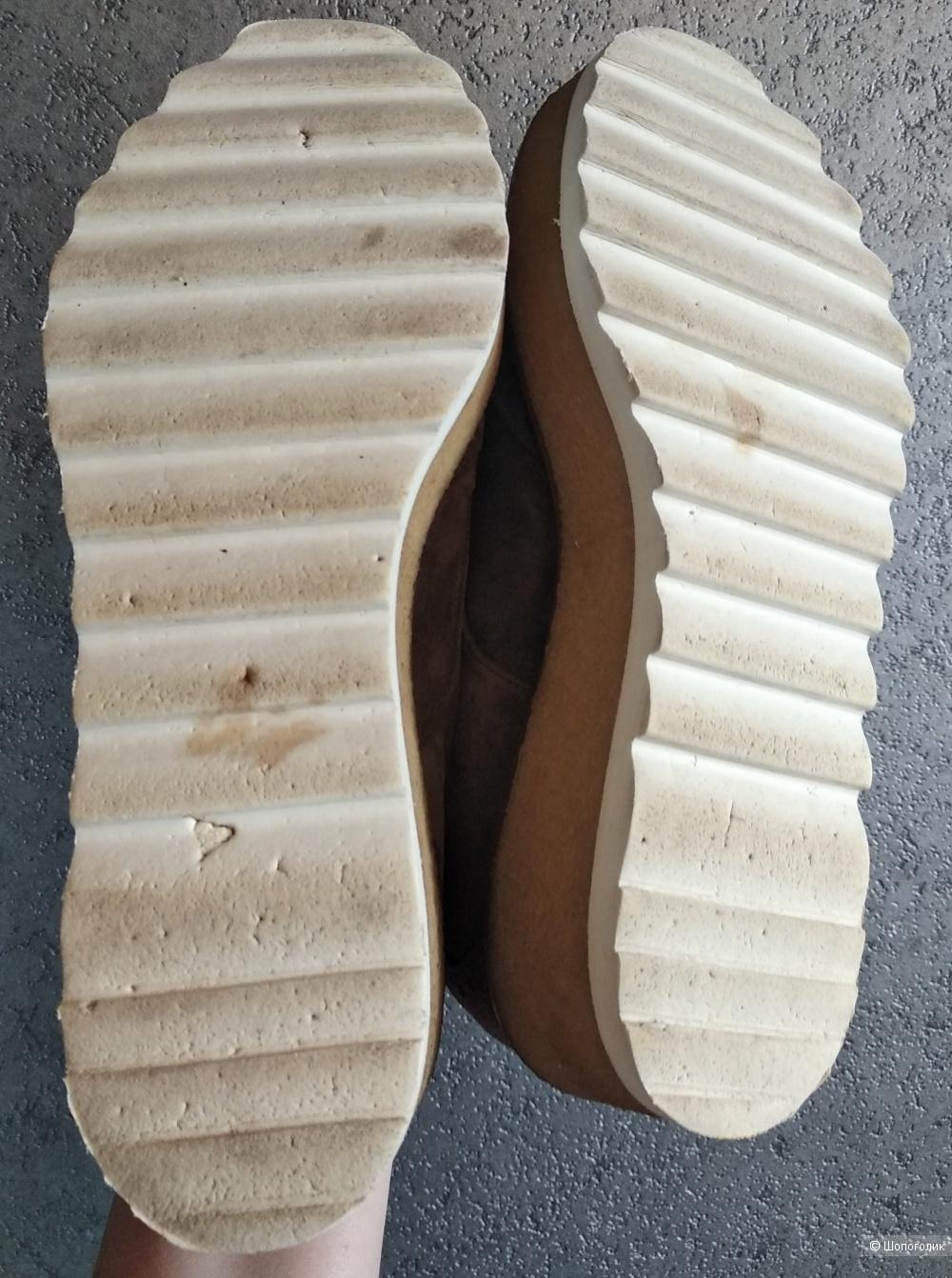 Ботинки La Corde Blanche, р.36-37 (по стельке 24 см)