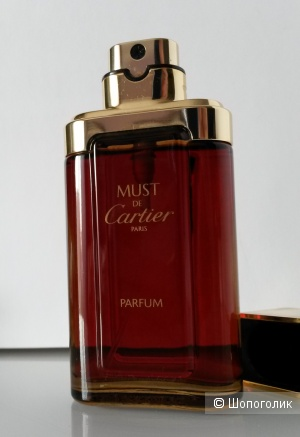 Духи женские Must de Cartier