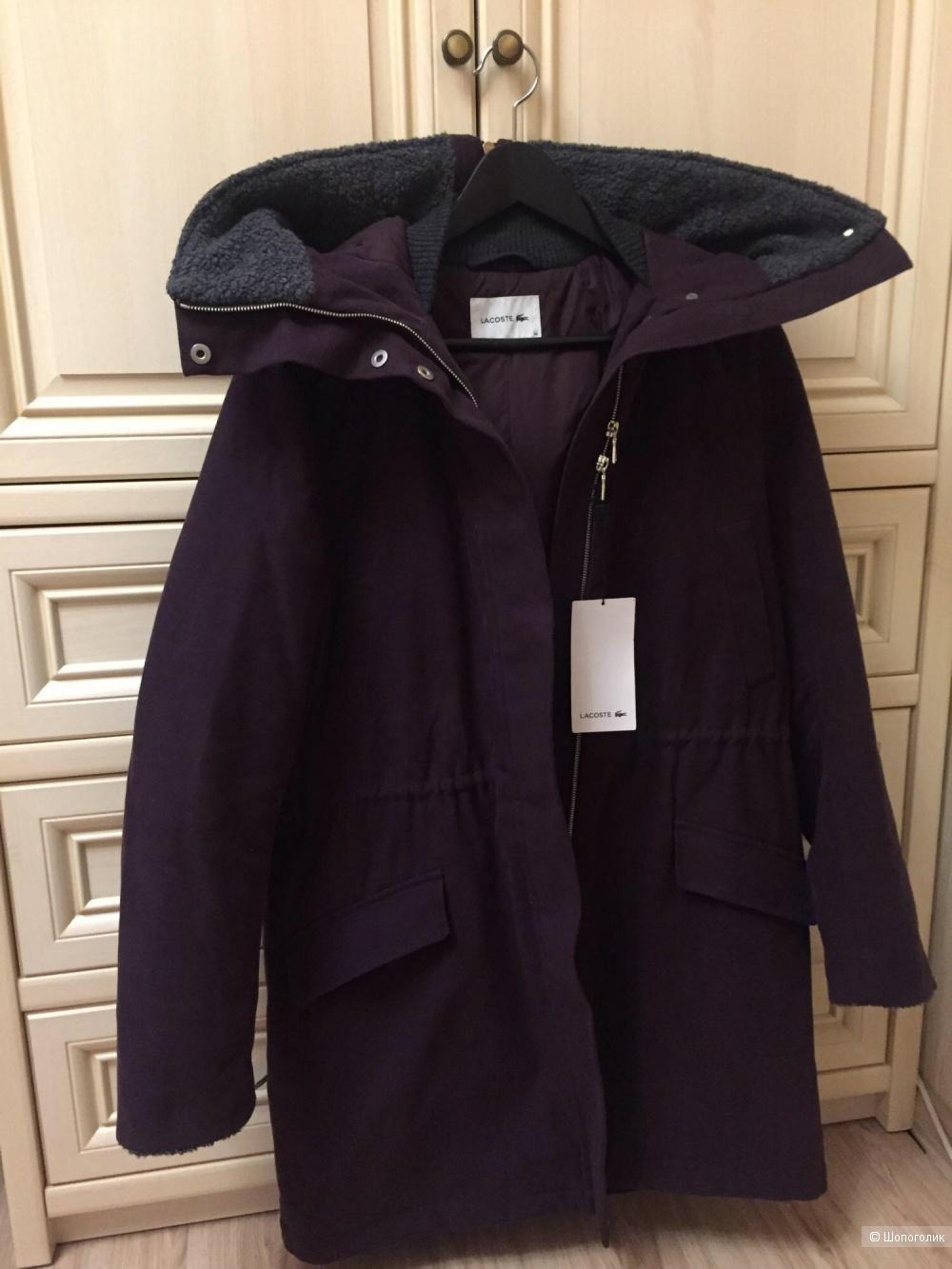 Куртка парка Lacoste 44-46