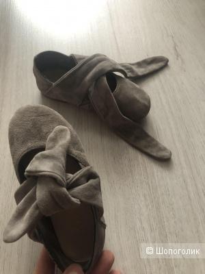 Детские балетки Zara 23 размер