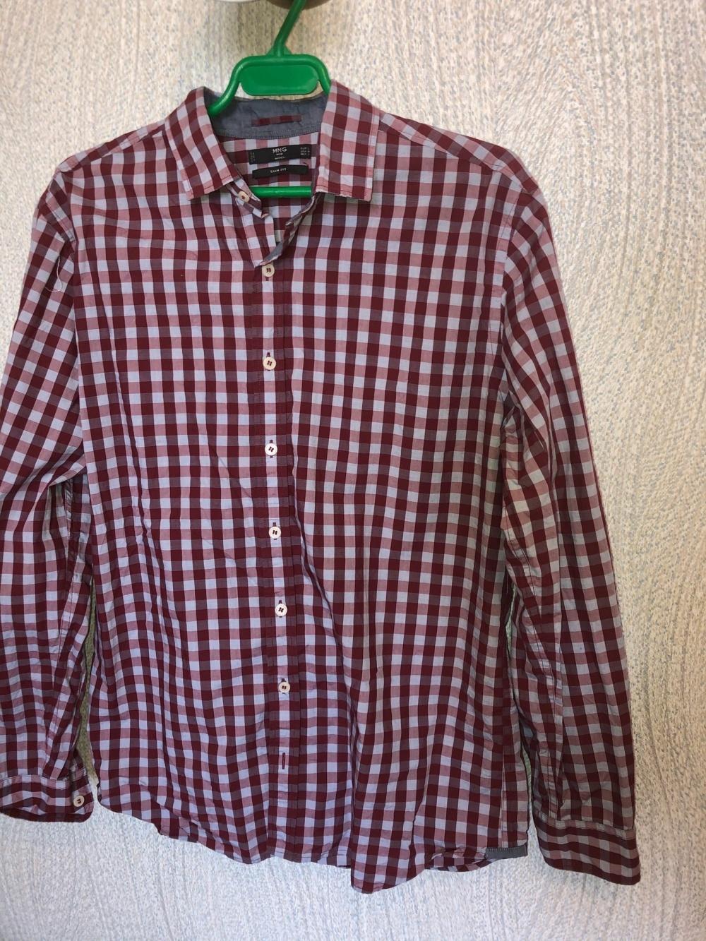 Куртка и рубашка mango размер L