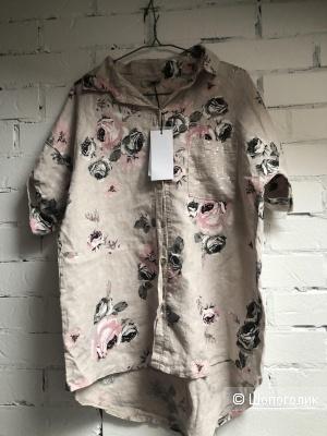 Рубашка туника PURO LINo italy, 42-50
