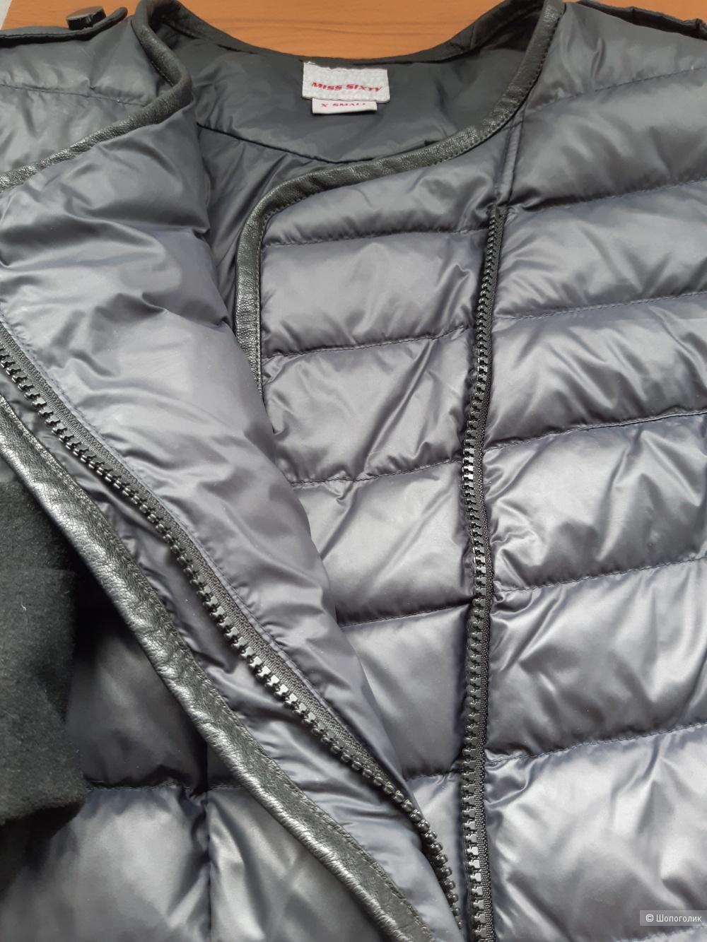 """Куртка-пуховик """"Miss Sixty"""", р. S"""
