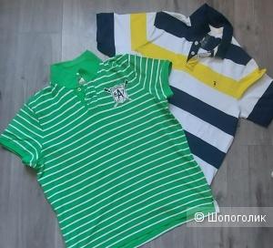 Сет из 2-х мужских футболок- поло ХХL  на 52-54 р-р