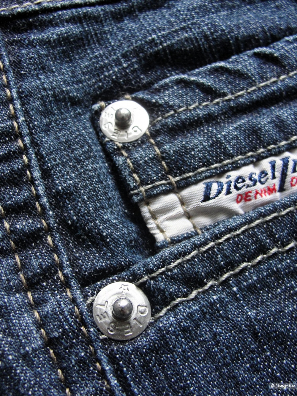 Джинсы Diesel (Италия). Размер 27