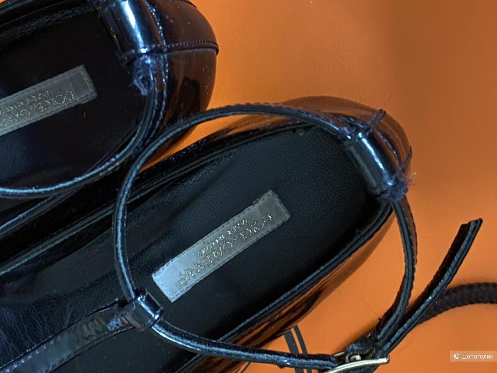 Туфли чёрные Dolce Gabbana 31 размер