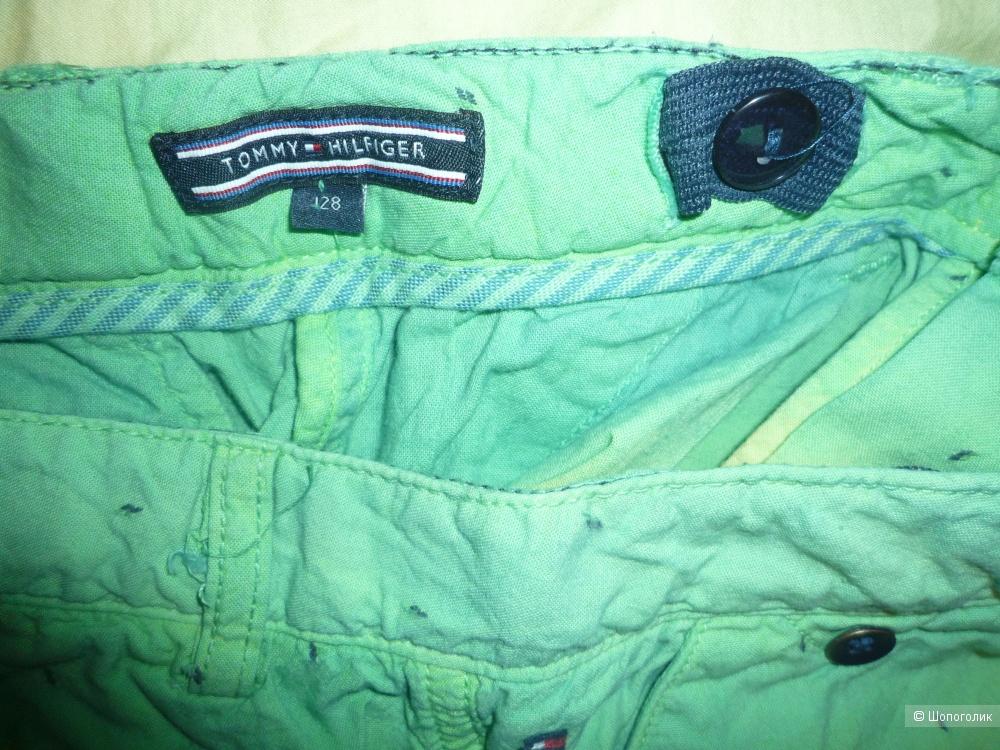 Tommy Hillfiger шорты+майка 128 см