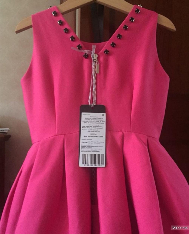 Платье gulliver 122-128