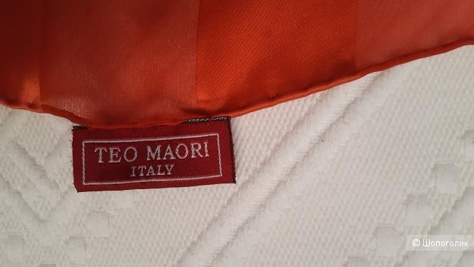 Платок  TEO MAORI , размер 80*80