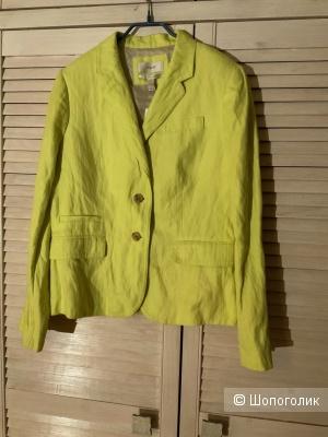 Пиджак J.CREW размер 44-46.