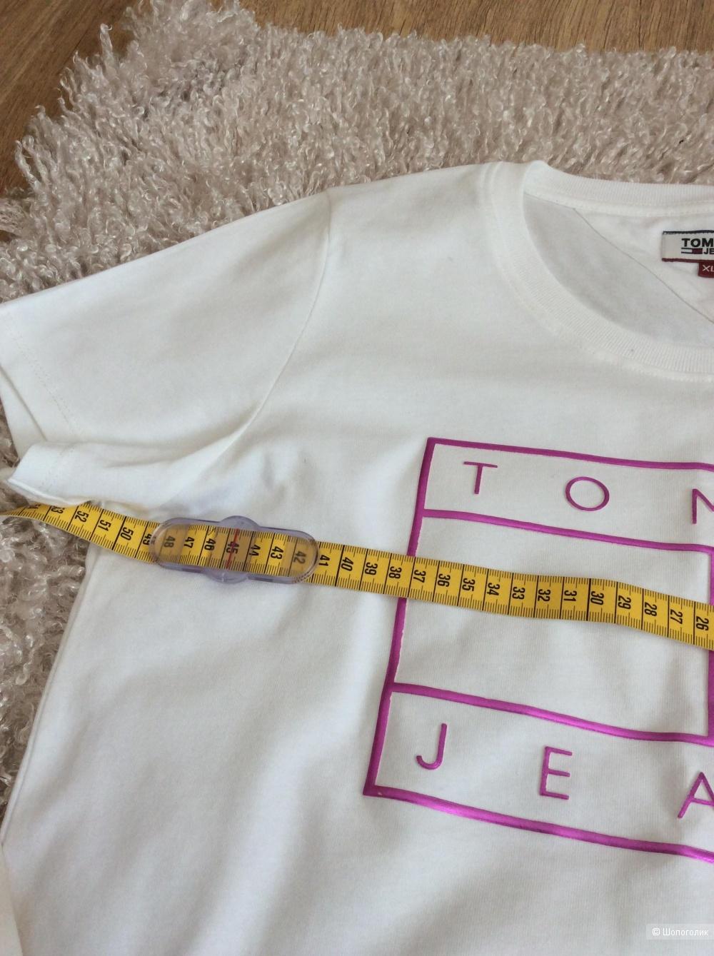 Футболка Tommy Jeans,размер Xl