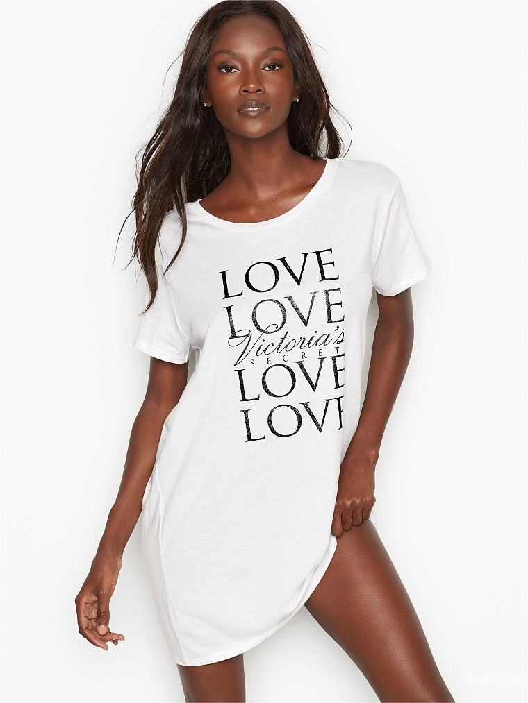 Ночная рубашка Victoria's Secret р. S 42/44/46
