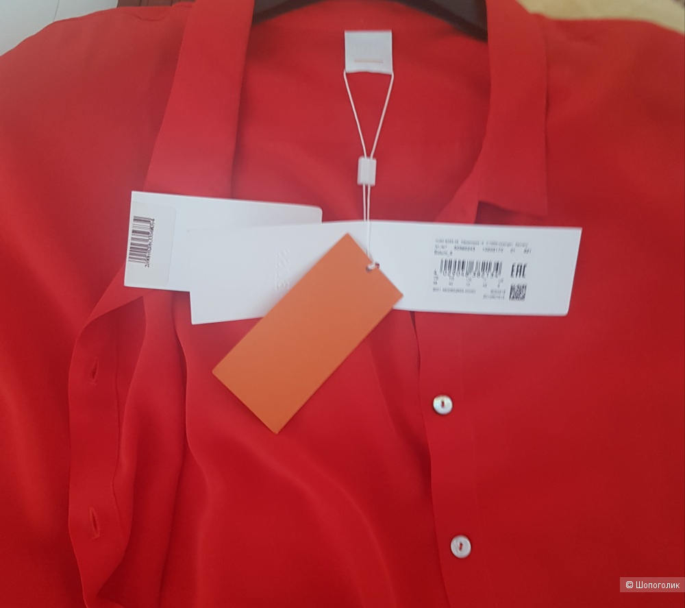 Рубашка  Boss ,  48-50 размер