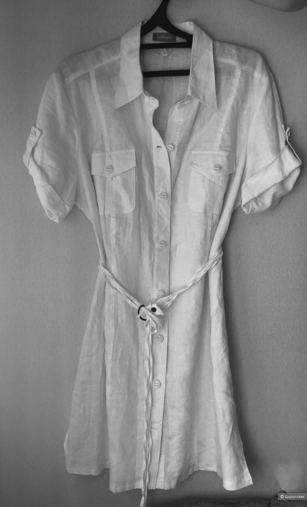Льняное платье Steilmann размер 48-50