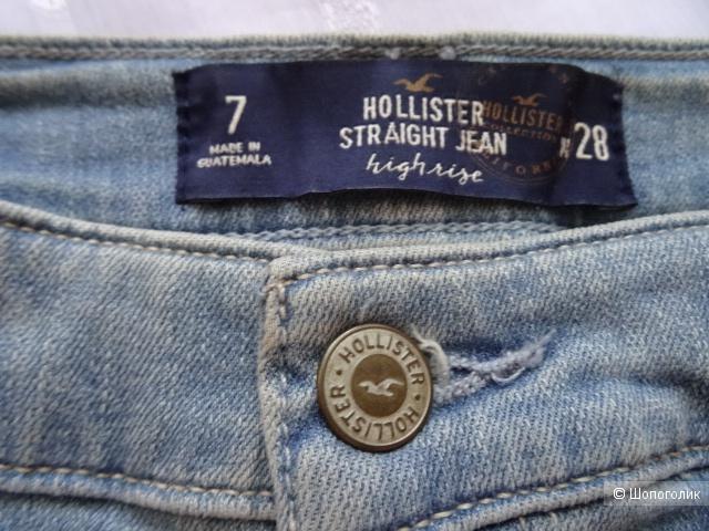 Джинсы  Hollister, размер 28