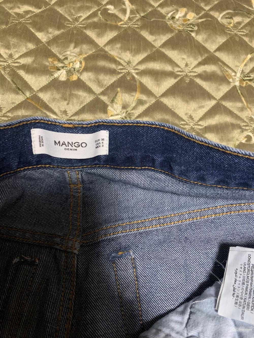 Джинсы Mango euro36(+)