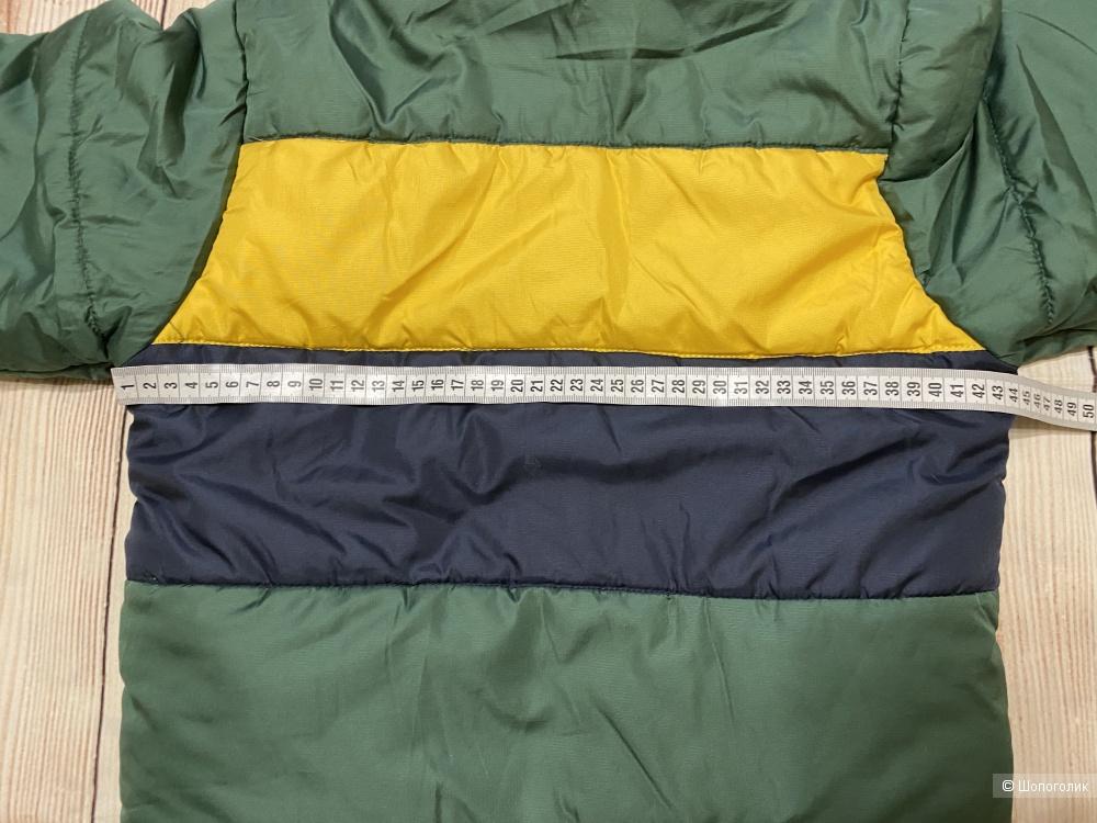 Утепленная куртка на мальчика OshKosh, р. 7-8 лет