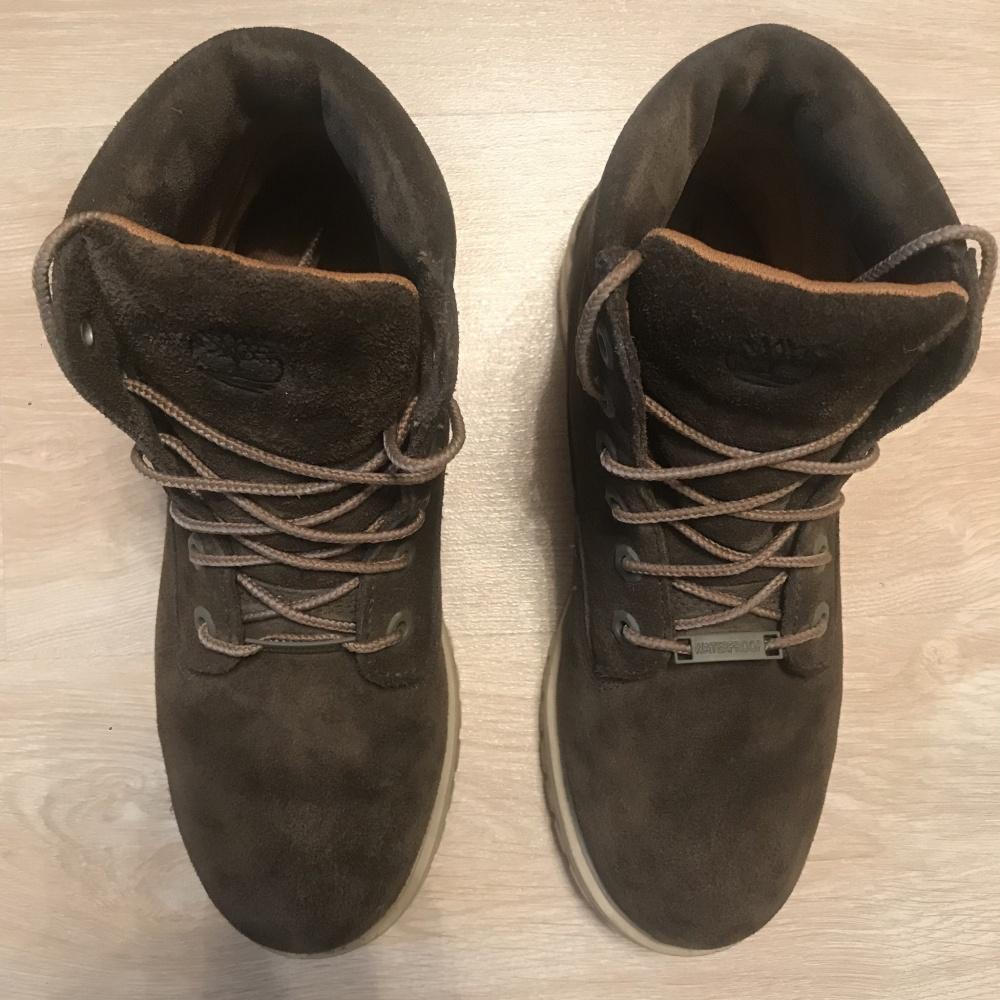Ботинки Timberland, размер 38