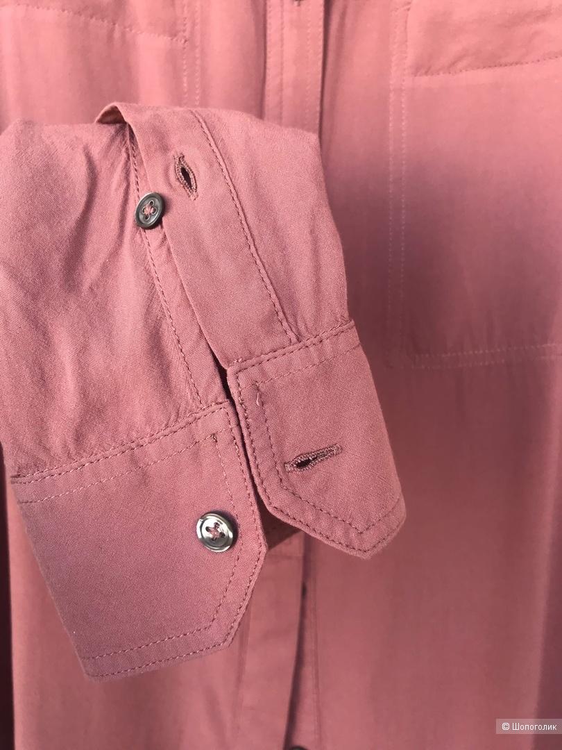 Блуза - рубашка Re.Draft, размер М