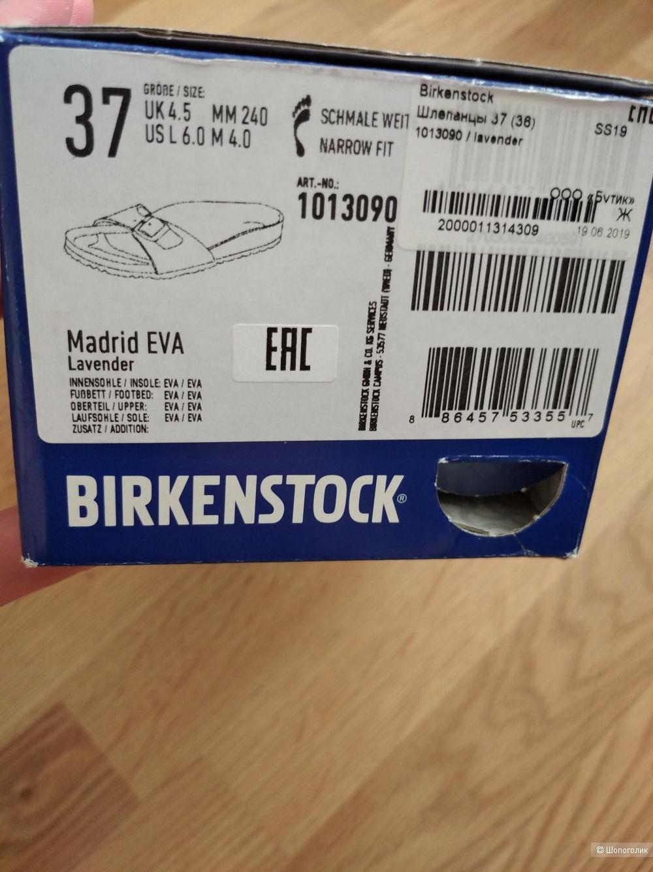 Шлепанцы Birkenstock, 37