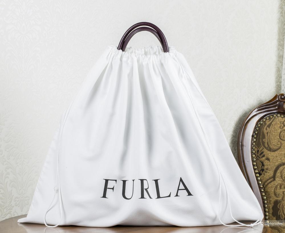 Сумка-тоут женская - Furla Tessa, large.