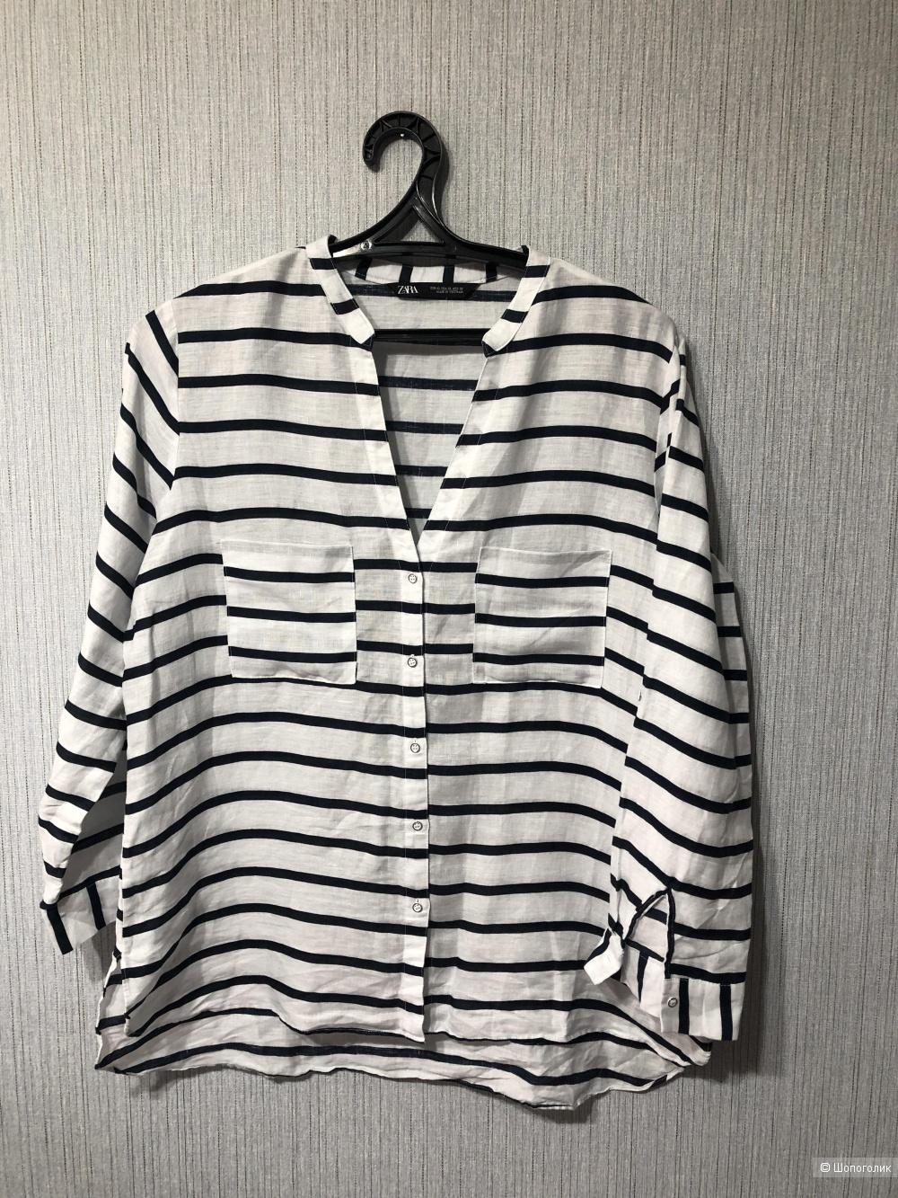 Рубашка Zara размер XL