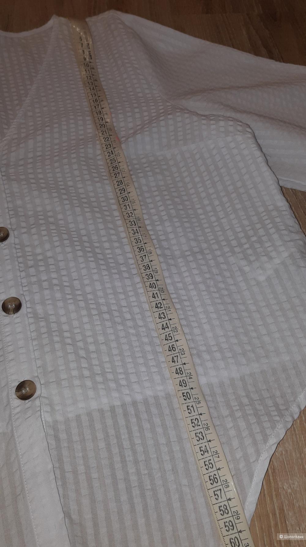 Рубашка h&m, размер 46